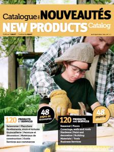 Catalogue des Nouveautés - Avril 2014