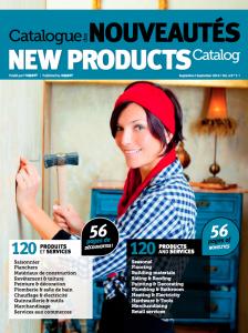 Catalogue des Nouveautés - Septembre 2014