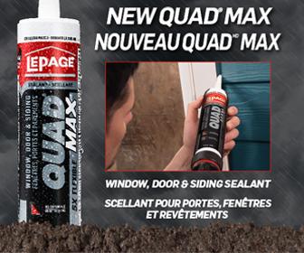 49423 Lepage Quad Max AQMAT ad