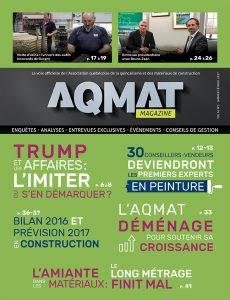 Magazine AQMAT - Janvier/Février 2017