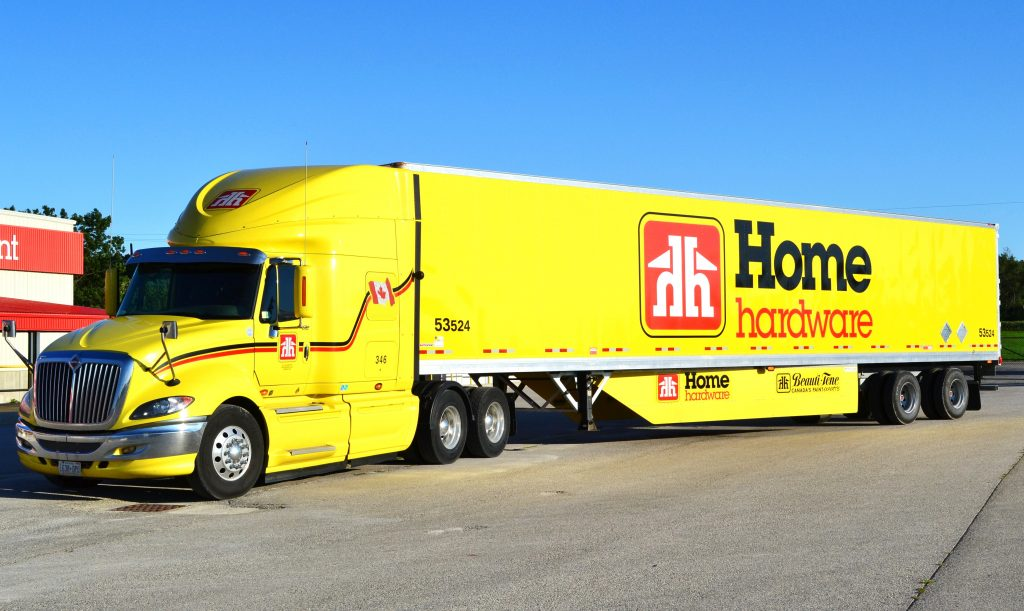 Home hardware nomm parmi les meilleurs transporteurs for Home hardware porte et fenetre valleyfield
