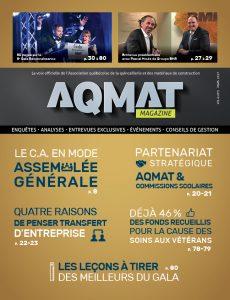 Magazine AQMAT Vol 61 No. 2 - mars 2017