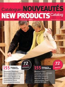 Catalogue des Nouveautés - Automne 2013