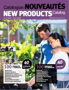 AQMAT - Catalogue des Nouveautés - Printemps 2015