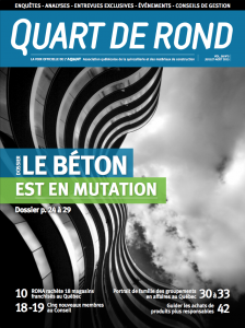 AQMAT - Quart de Rond - Juillet-Août 2015