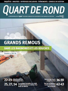 AQMAT - Quart de Rond - Octobre-Novembre 2015